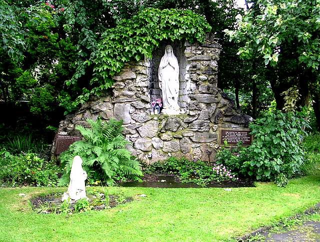 St Peter's Catholic Church - Leeds Road - Grotto