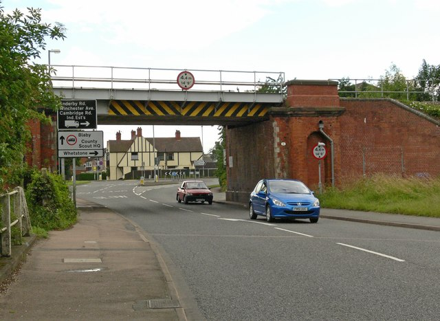 Railway bridge, Blaby