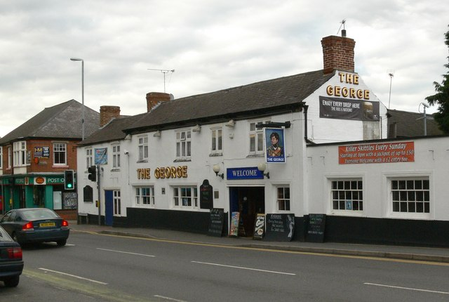 The George Public House, Blaby