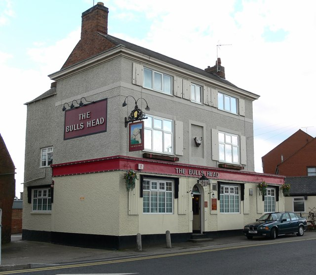 The Bulls Head Public House, Blaby