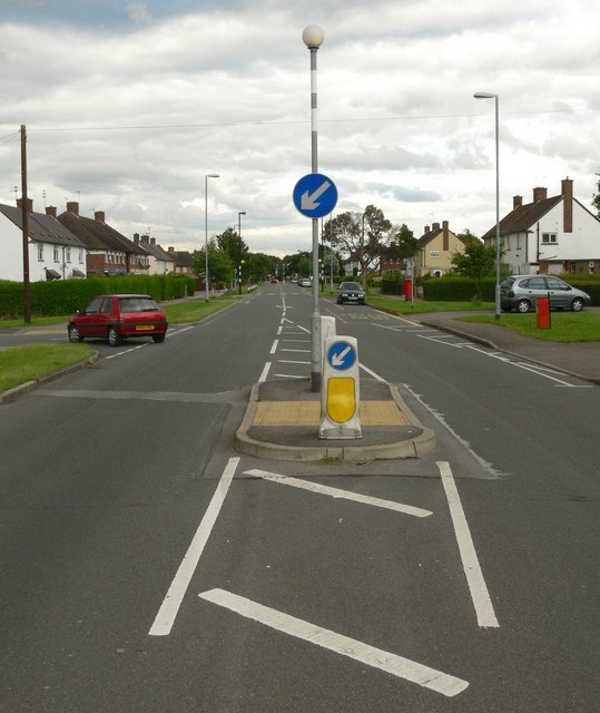 Western Drive, Blaby