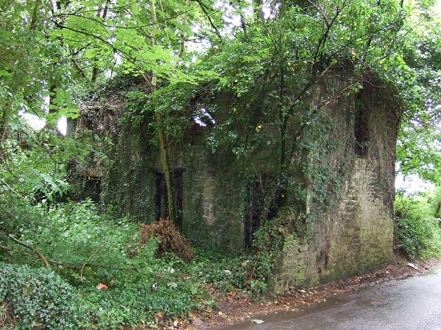Derelict Farm Building, Caercady