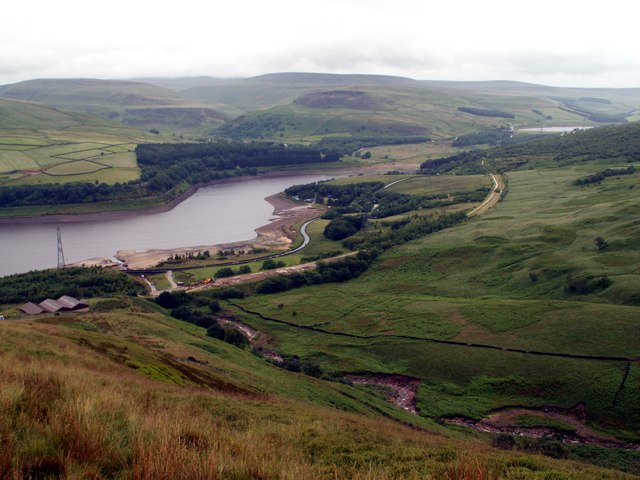 Torside Clough to Torside Reservoir
