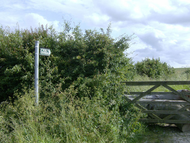 Bridleway to Ruckland
