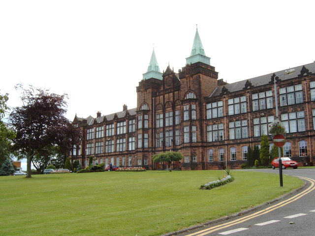 University of Strathclyde, Jordanhill campus