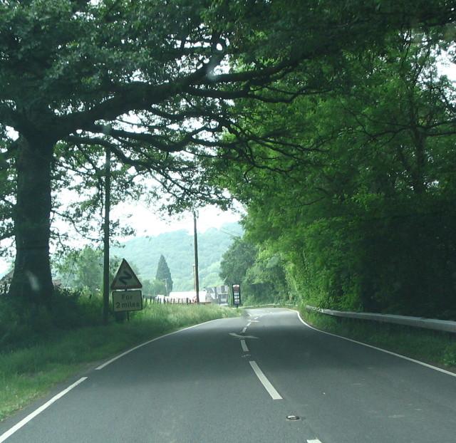 A40 Road Scene
