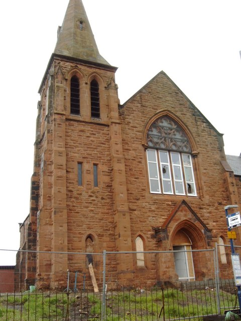 Hurlford Unionist Church