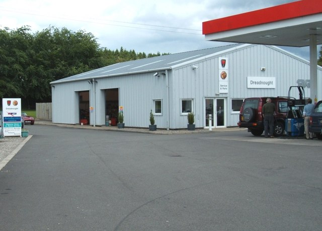 Callander Garage & Filling Station