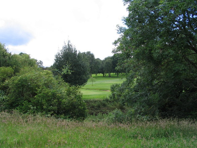 Coventry golf course
