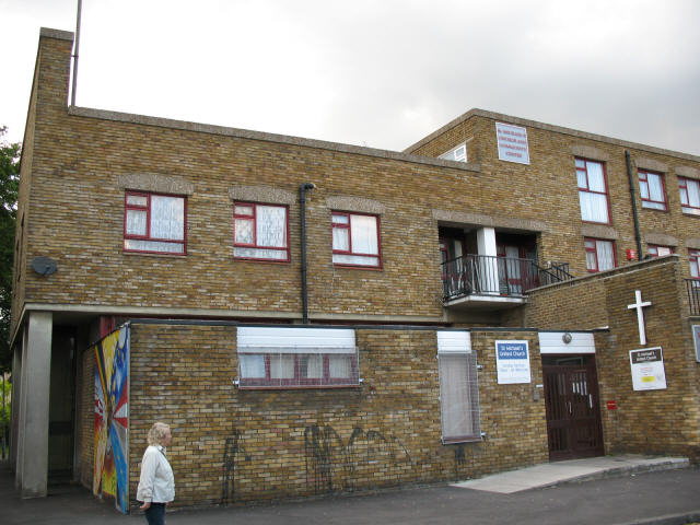 St Michael's community centre, Hatcham