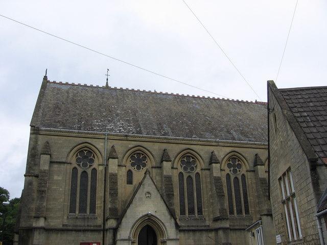 St. John the Baptist Church, Bathwick