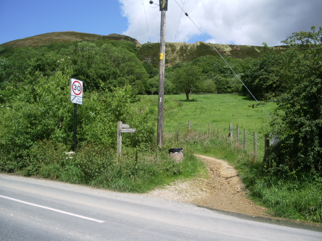 Pennine Bridleway at Carrbrook