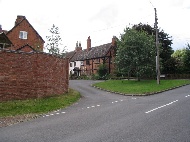 Church Road, Baginton