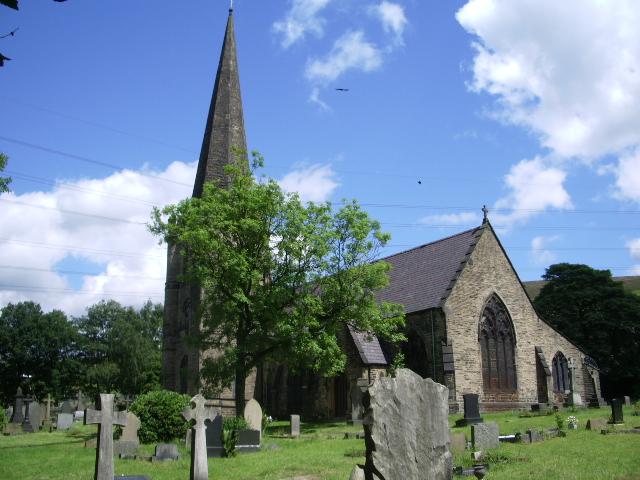 St James' Church, Millbrook