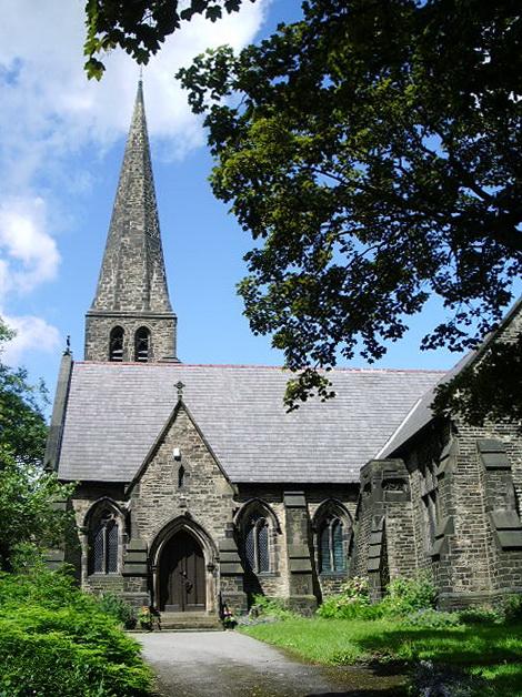 Christ Church, Frizeland, Grasscroft