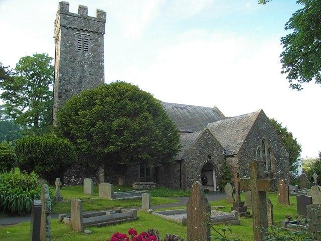 St Nicholas and St Teilo's church Penally