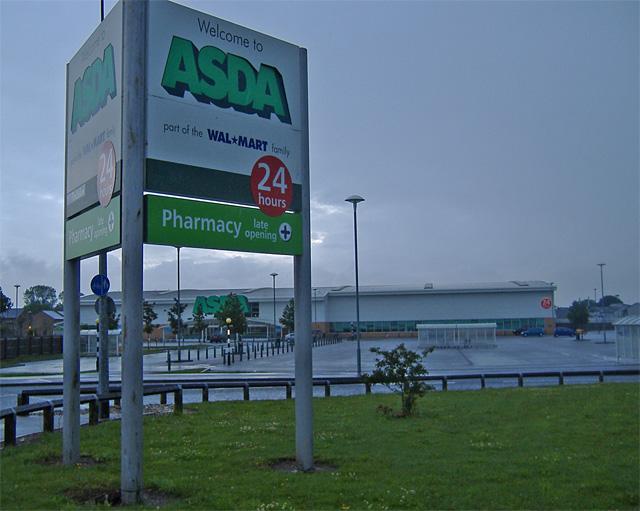 Asda, Hessle Road