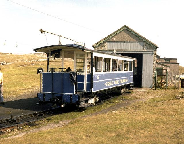 Halfway, Great Orme Tramway, Llandudno