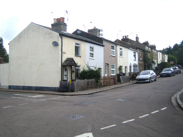 Bengeo: Byde Street