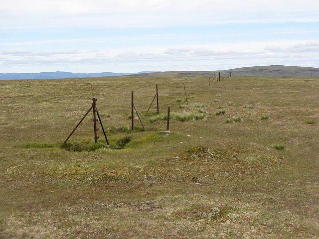 A' Bhuidheanach, a summit