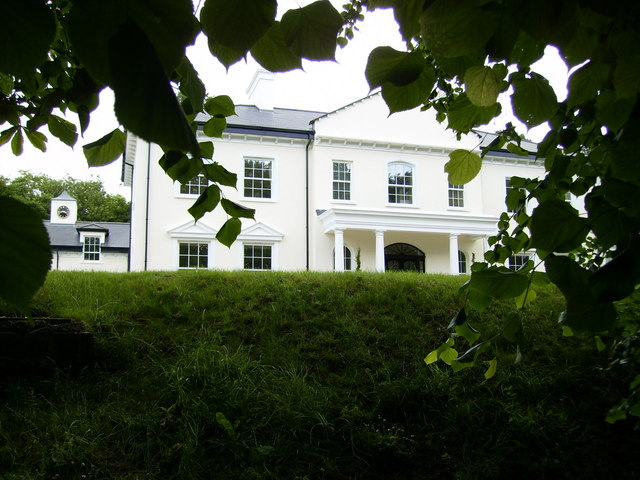 House known as Highton on the outskirts of Douglas