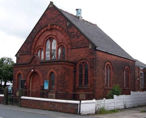 Lowton Road Methodist Church, Golborne