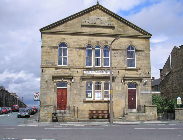 Eccleshill Mechanics' Institute