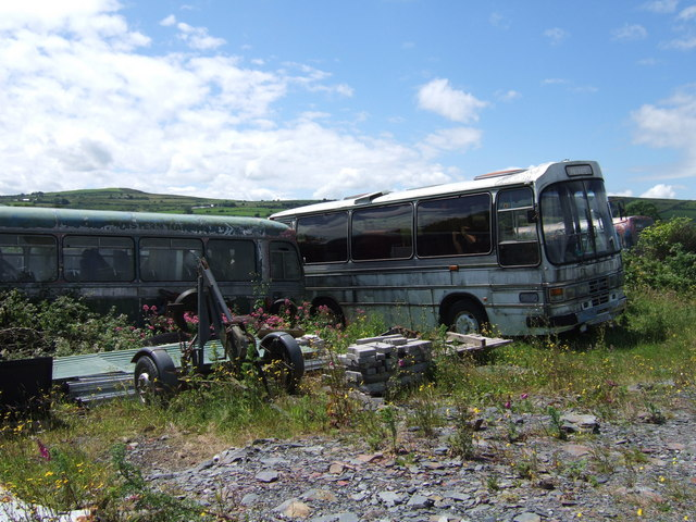 Old buses never die