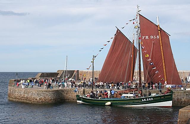 Scottish Traditional Boat Festival