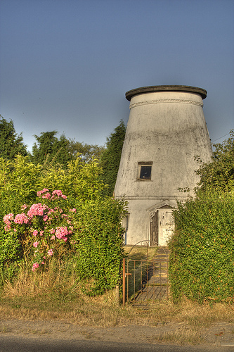 Windmill, near Ulleskelf