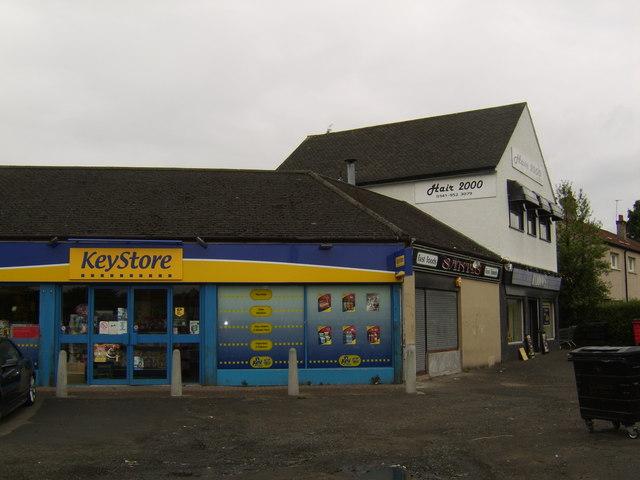 Peterson Park shops
