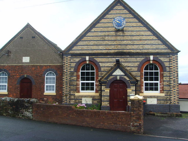 Primitive Methodist Church, The Rock
