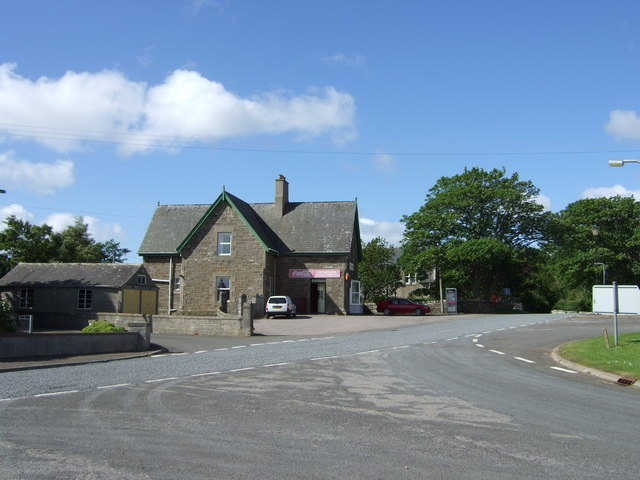 Dunbeath Post Office