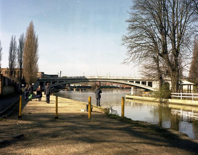 Reading Bridge, River Thames