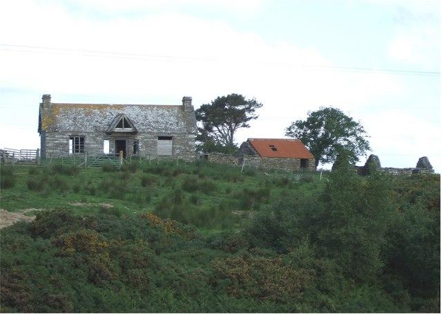 Derelict croft