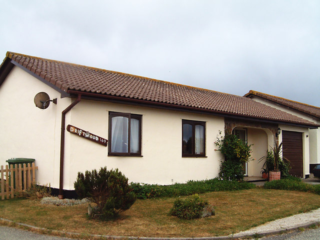 St Merryn Holiday Village bungalow
