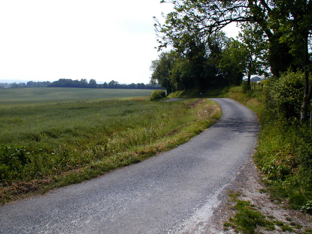 Pilgrim's Way  at Wrotham Water