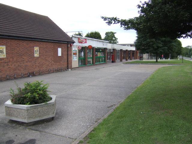 Post Office at Marham RAF base