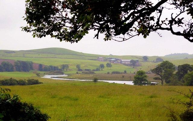 River Bladnoch from Barallan