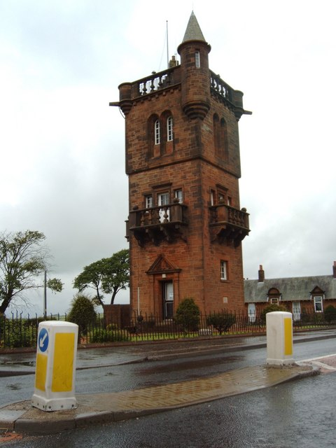 Burns Monument, Mauchline