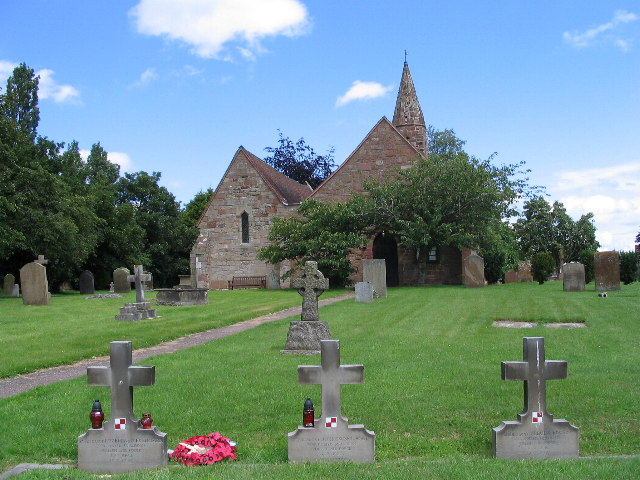 Churchyard, St John the Baptist, Baginton