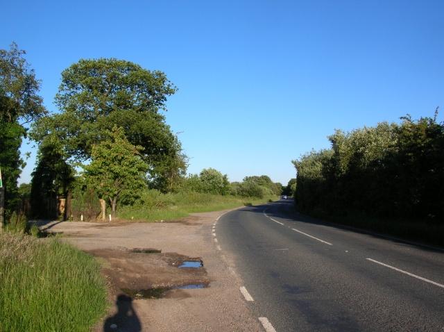 Along Elvington Lane