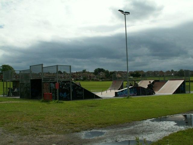 Skate Park Penistone