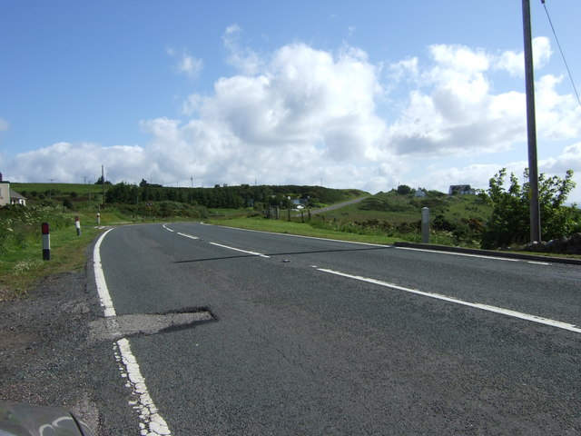 A9 at Lower Newport