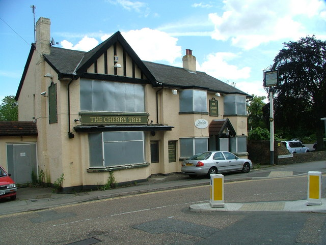 The Cherry Tree Pub, Cherry Garden Lane