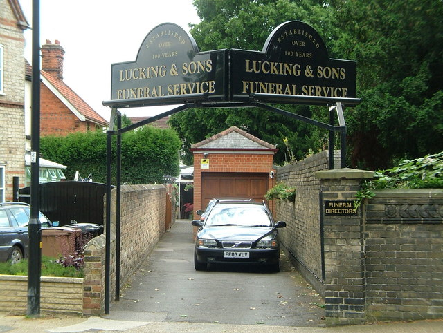 Lucking & Sons Funeral Service