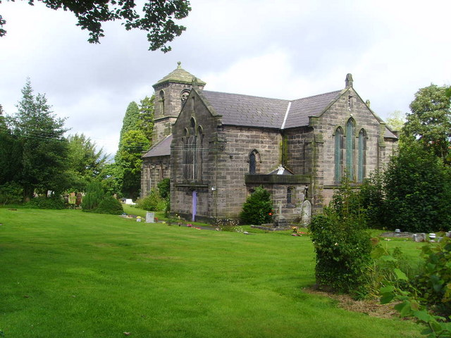 St Mary the Virgin Church, Ketley