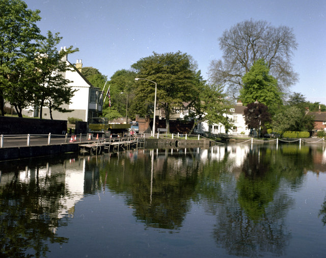 Carshalton Ponds, Surrey