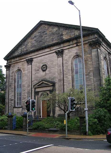 Hope Baptist Chapel - New Road