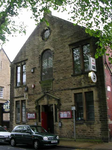 Trades Club - Holme Street